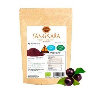 Acai Powder - Organic BIO | Samskara Tribe