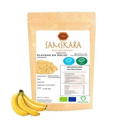 Banana Powder | Organic BIO