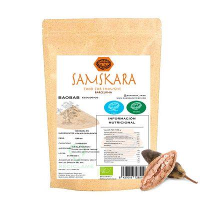 Baobab Powder | Samskara Tribe