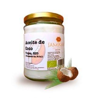 Coconut Oil - Cold Pressed | Samskara Tribe