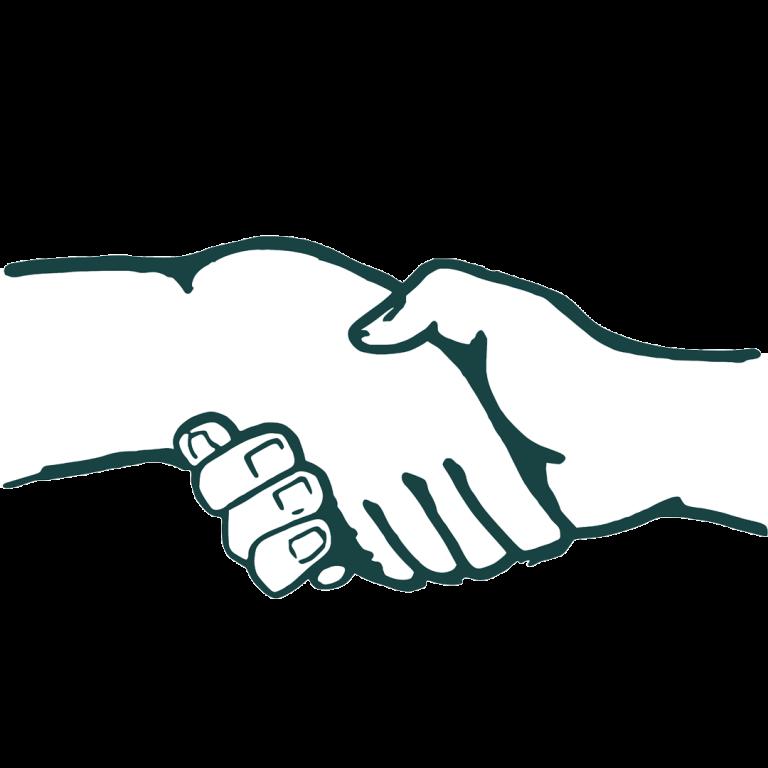 Illustration Handshake Samskara Tribe 1