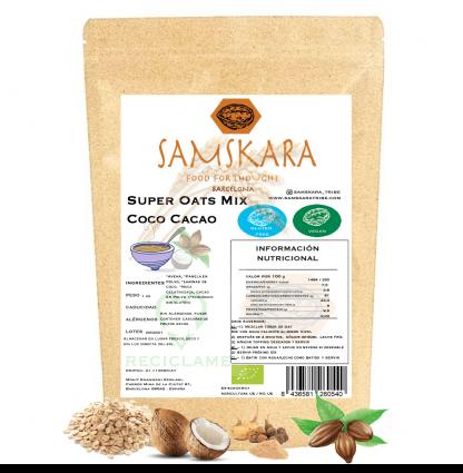 Oat Mix | Samskara Tribe