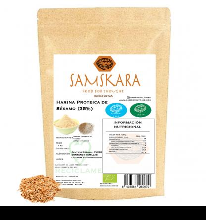 Sesame Seed Protein Powder/Flour