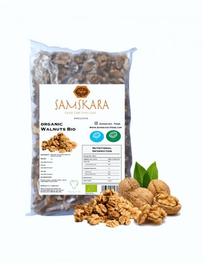 Walnuts halves | Organic BIO | 1 kg