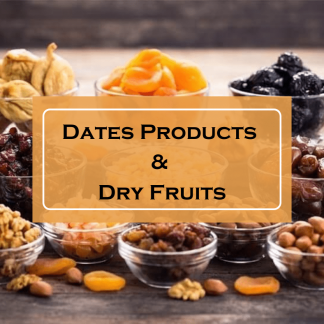 Date/s Products & Dry Fruits